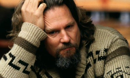 Jeff Bridges in The Big Lebowski.