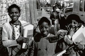 Farish Street, Jackson, Mississippi, late 60s by Doris Derby.