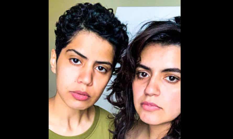Saudi sisters Maha and Wafa al-Subaie fled Saudi Arabia and now live in Georgia.