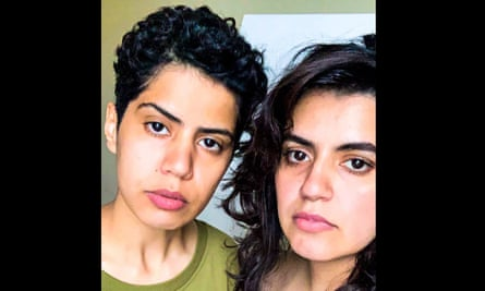 Saudi sisters Maha and Wafa al-Subaie fled Saudi Arabia and now live in Georgia.