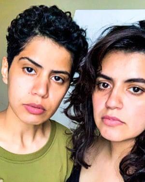 The al-Subaie sisters