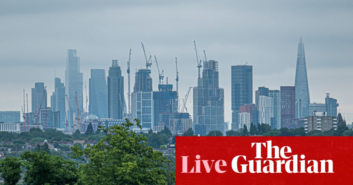 Markets subdued as Covid-19 restrictions weigh on economic recovery hopes – business live