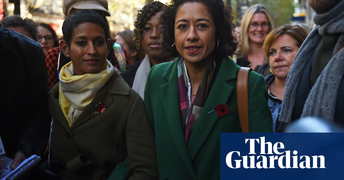 BBC faces flood of equal pay cases as Samira Ahmed tribunal begins