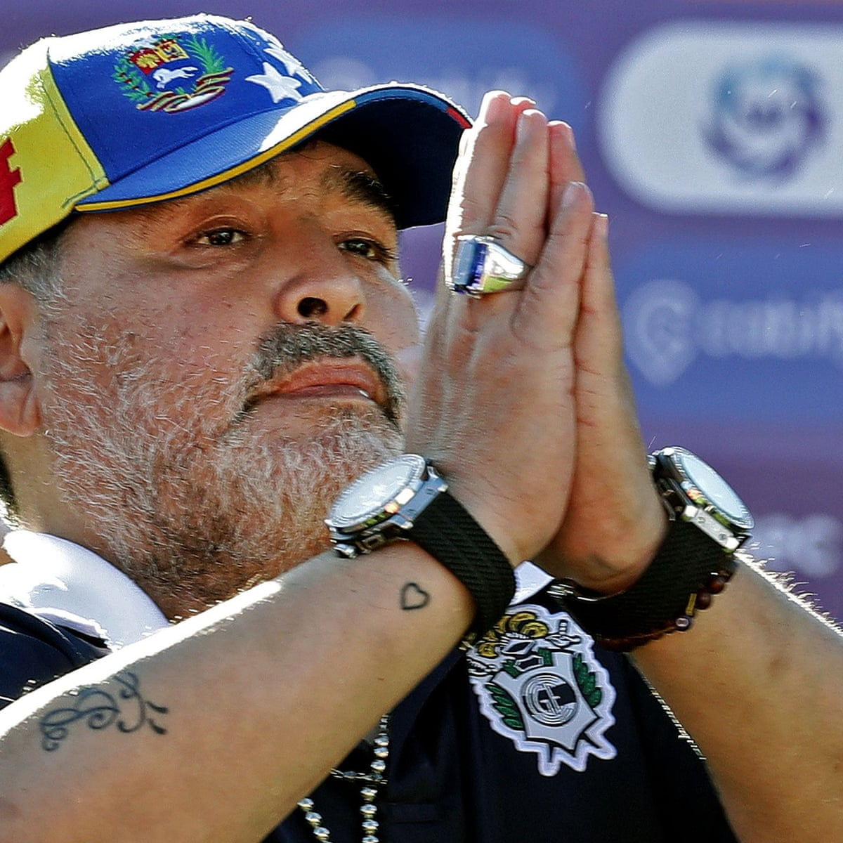 Politics Derail Diego Maradona At Gimnasia After Only Three Months Football The Guardian