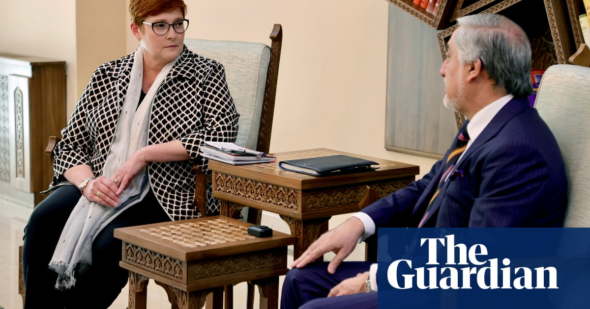Australian foreign minister was told to close embassy before May visit to Kabul, documents reveal