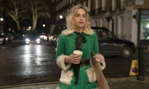 Emilia Clarke in Last Christmas.