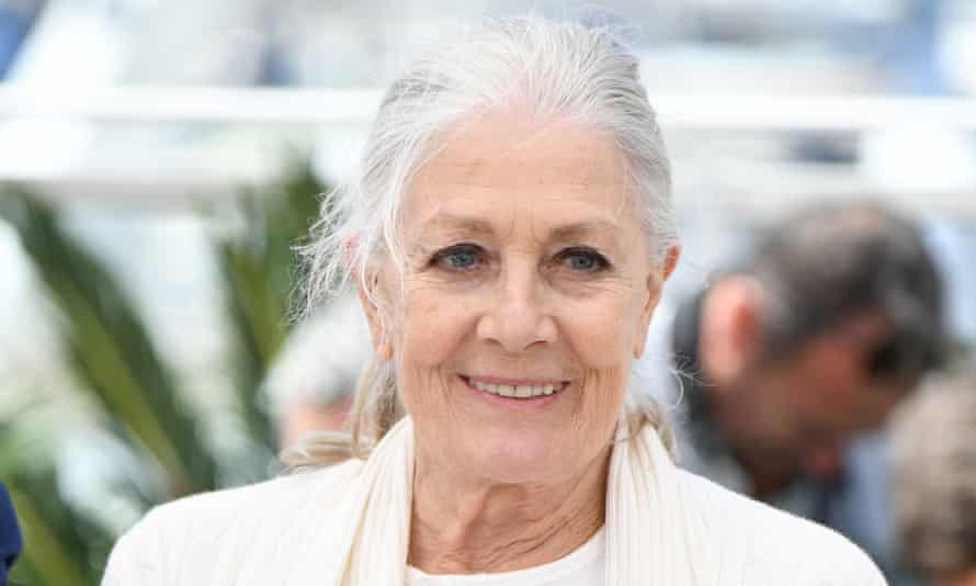 Vanessa Redgrave at last year's 69th Cannes film festival.