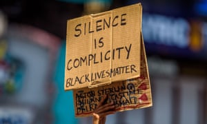 George Yancy's book invites white people to explore the ways in which they are complicit with white systemic and institutional power and privilege.