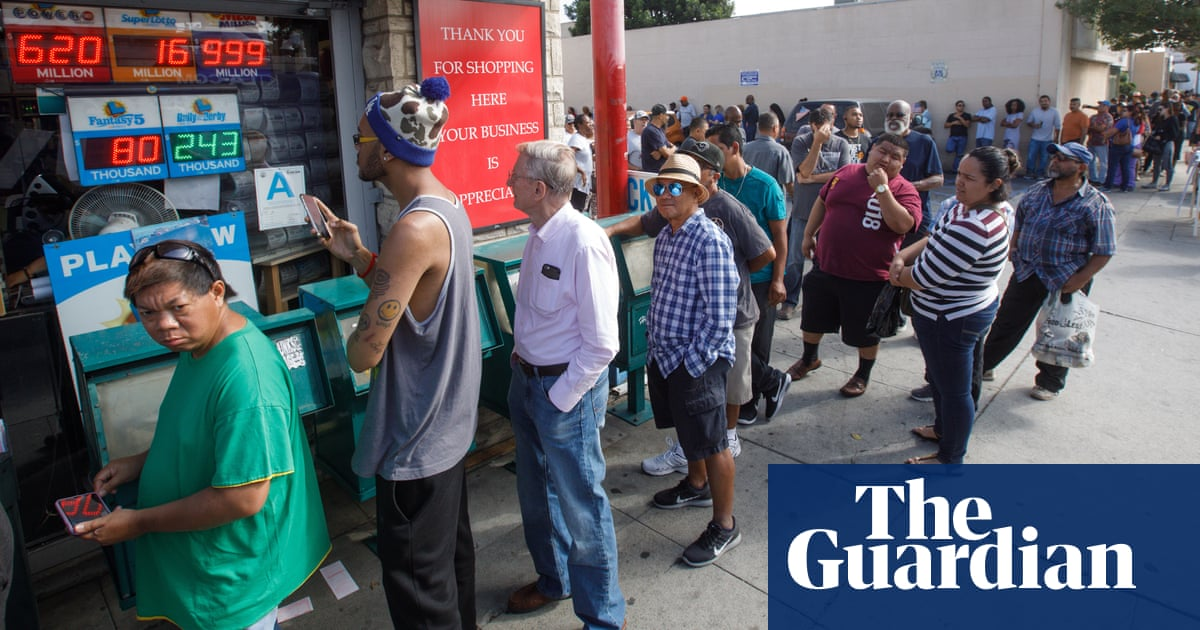 We have a winner: one ticket scoops $1 6bn Mega Millions