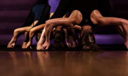 hot or not bikram no more beneficial than any other yoga