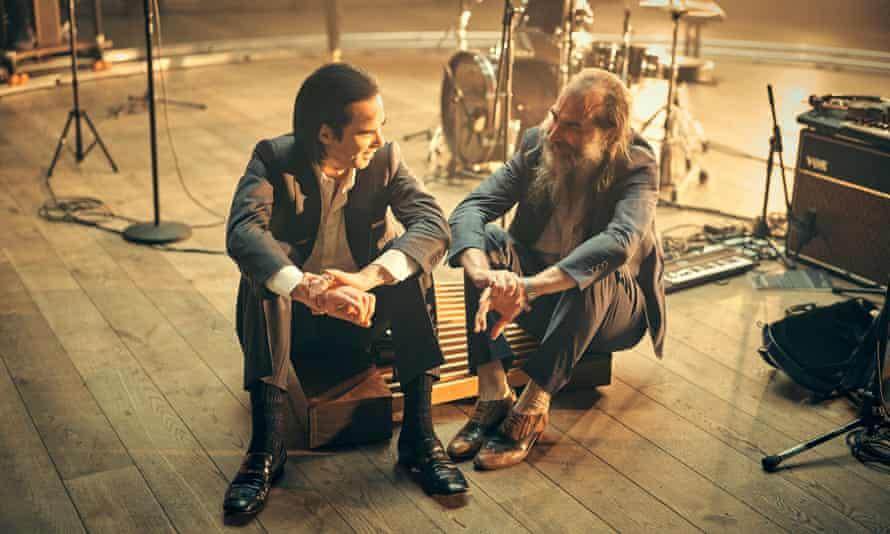 Nick Cave & Warren Ellis.
