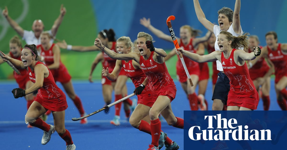 Team GB's women's hockey team bounce back from lows after Rio gold   Andy Bull