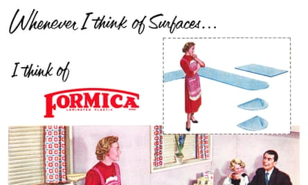 1955 British advertisement for FormicaH6HNPF 1955 British advertisement for Formica