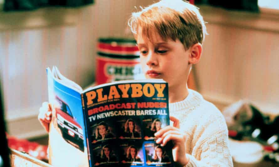 In Home Alone (1990).