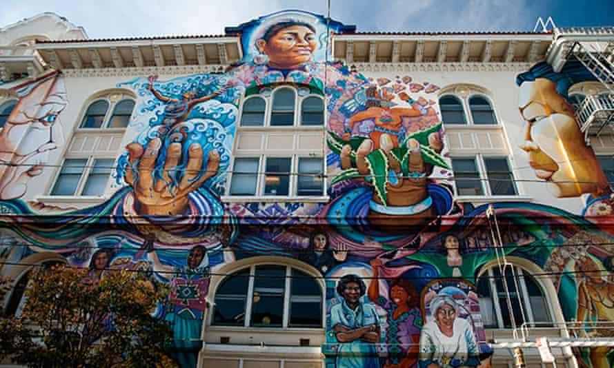 Women's Building, San Francisco