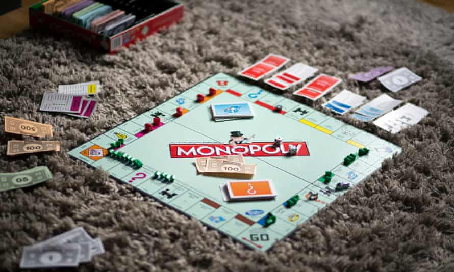 The market research firm NPD says the board game trend in the UK has followed a similar pattern to other countries in lockdown.