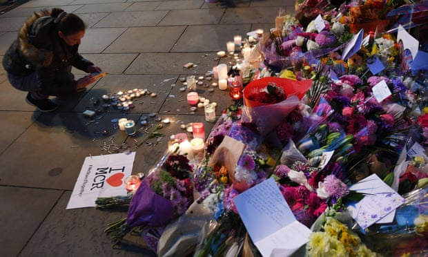 theguardian.com - Claire Phipps - Manchester bombing: more victims named as threat level is raised to critical - live news