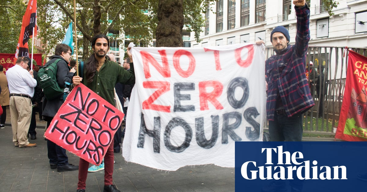 Workers get new rights in overhaul but zero-hours contracts remain