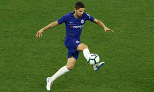 Jorginho opted to join Chelsea despite strong interest from Manchester City.