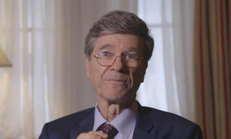 John Mulholland interviews economist Jeffrey Sachs