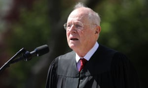 Anthony Kennedy last year. He was first nominated to the court in 1988.