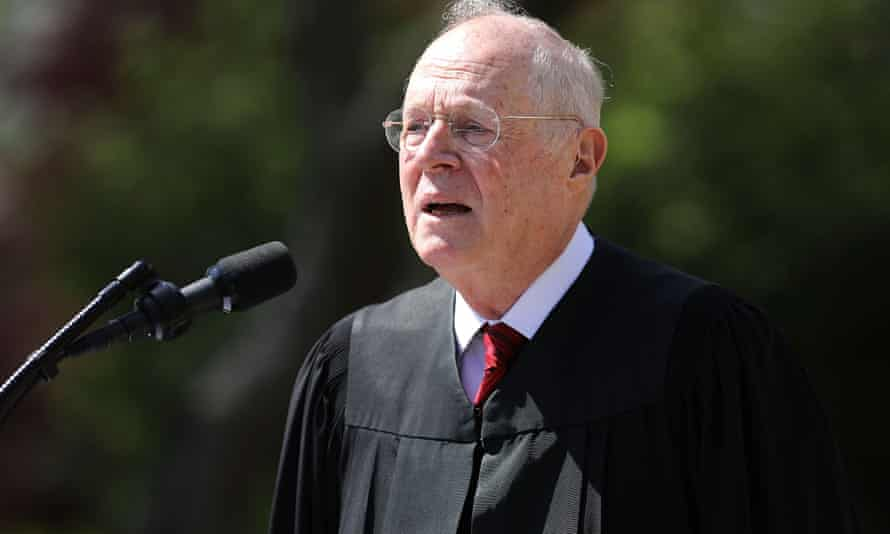 Justice Anthony Kennedy, first nominated to the high court by President Reagan and confirmed in 1988, will retire as associate justice effective 31 July.