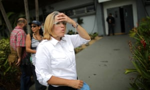 Carmen Yulín Cruz: 'She is a force of nature.'