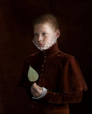 From the series Kindred Spirits by photographer artist   Suzanne Jongmans.