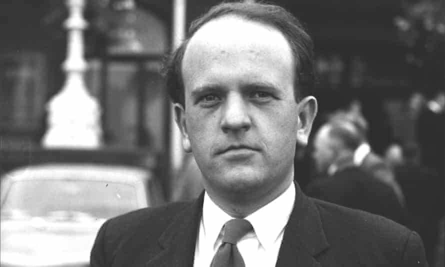 Frank Judd in 1963. He was privately contemptuous of 'New' Labour and would say subsequently that he became progressively more leftwing as he got older.