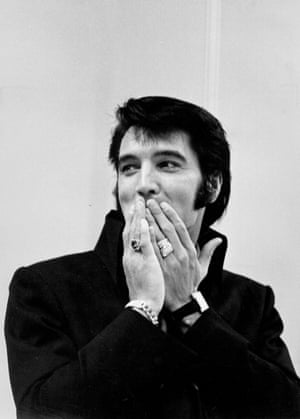 Presley circa 1970