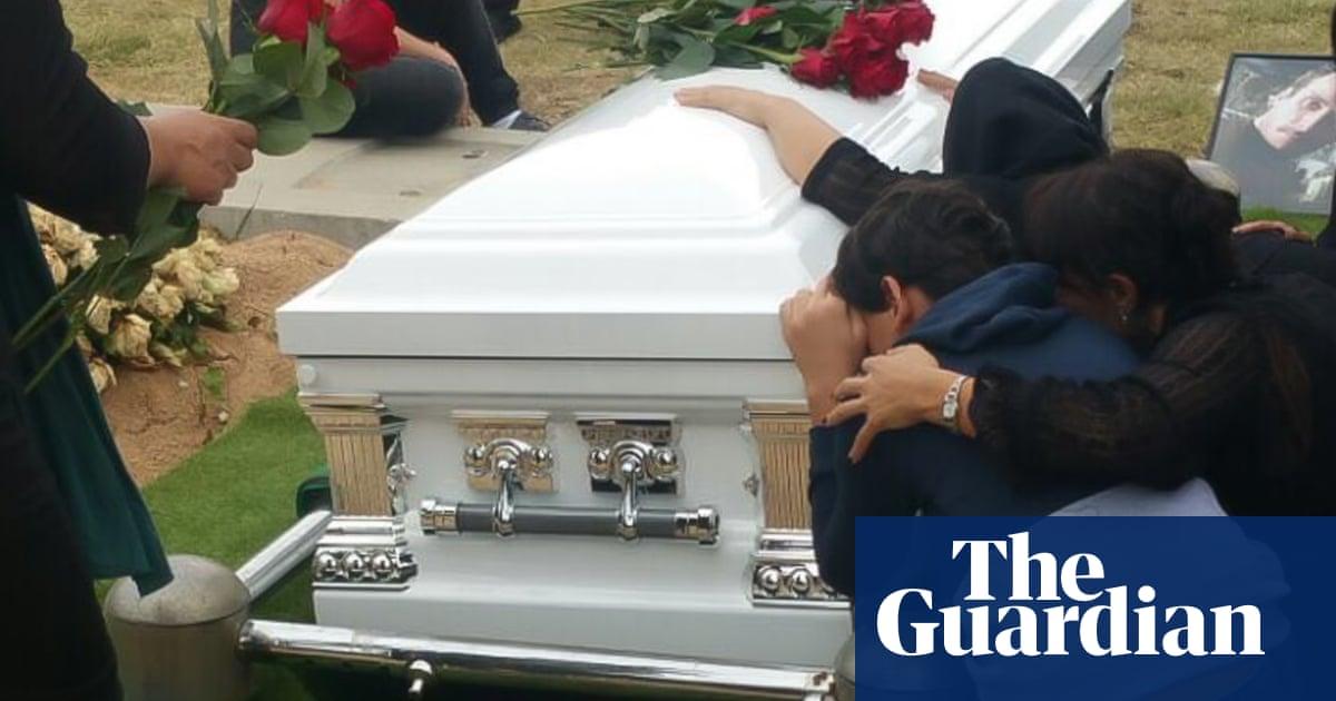 Farewell to Fariborz: Australian burial for refugee who killed himself on Nauru