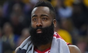 James Harden: 'It's pretty blurry right now. Hopefully it gets better day by day'