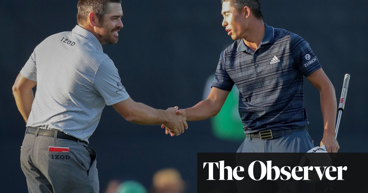 Louis Oosthuizen leads into final round after Jordan Spieth howler