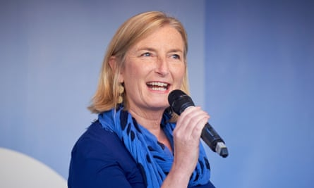 The Tory MP Sarah Wollaston