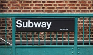 Only about a quarter of New York's 472 subway stations have elevators.