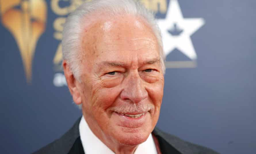 Christopher Plummer at the Canadian screen awards in Toronto, 2016.