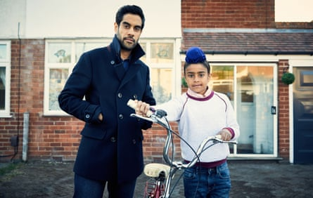A bracing mix of 1980s nostalgia and gut-thump emotional heft … The Boy With The Topknot.