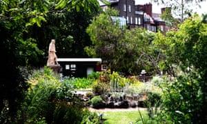 Chelsea Physic Garden London's oldest botanic garden and Statue of Hans Sloane London