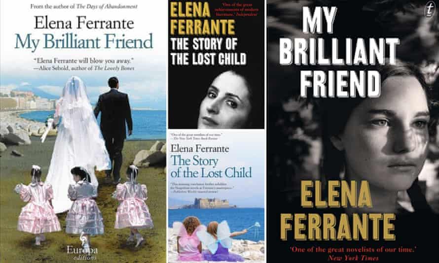 Elena Ferrante's Neapolitan quartet brought her to international prominence.