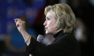 Hillary Clinton was among several candidates calling for increased surveillance measures.