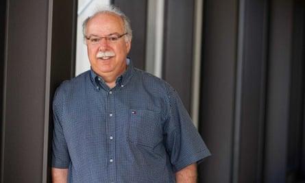 CSIRO research director for Health and Biosecurity Paul De Barro.