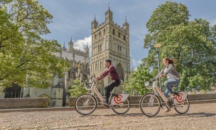 Not-for-profit Co Cars, which also runs an electric bike hire service, has a target interest rate of 5%.