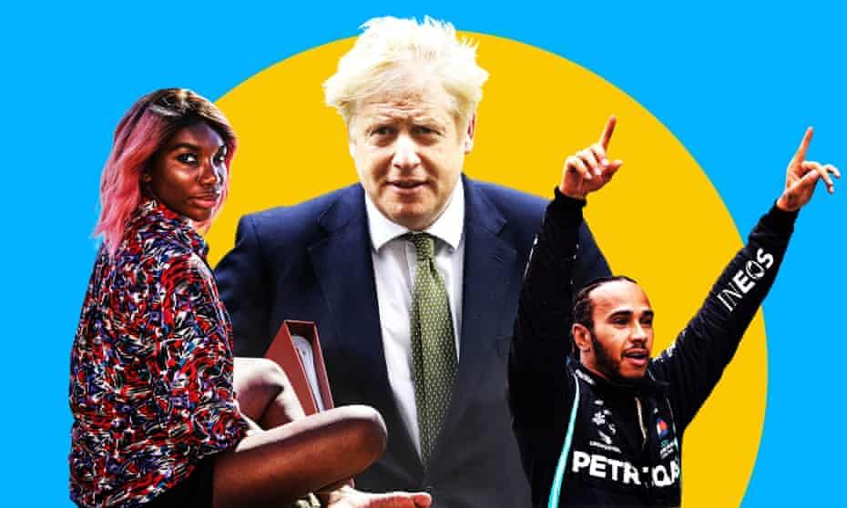 Guardian morning briefing newsletter: Michaela Coel, Boris Johnson, Lewis Hamilton