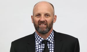 Andrew Strawbridge has been an assistant coach at the Chiefs since 2012.