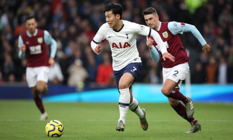 Burnley supporter, 13, ejected from Spurs stadium for alleged racist gesture