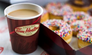The homeless man was a familiar figure at the Tim Hortons 24-hour coffee shop in the city's downtown.