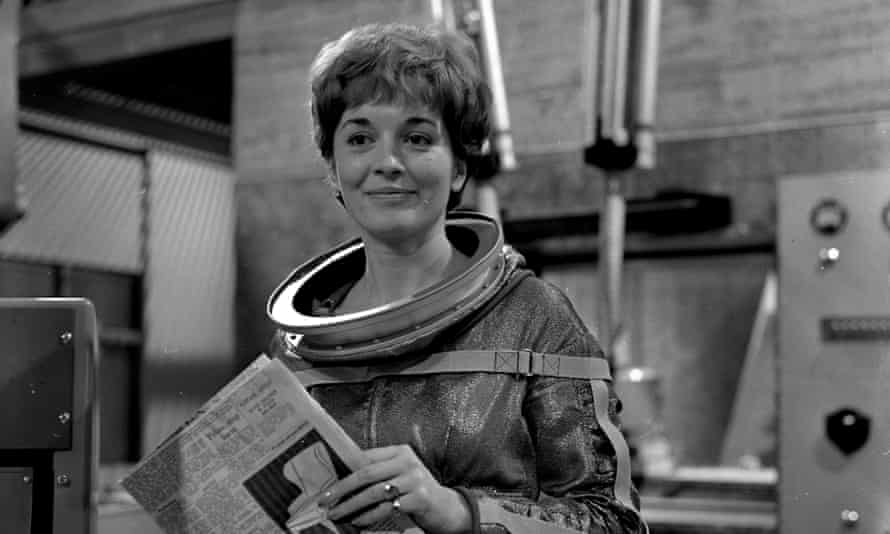 Shelley in The Avengers series 1 (1961).