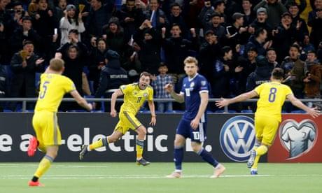 Alex McLeish confident of 'bouncing back' after Kazakhstan debacle