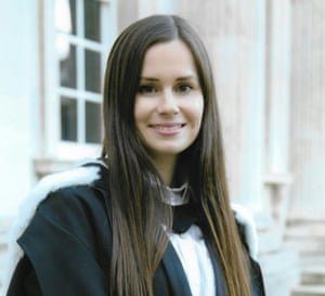 Academic Kylie Moore-Gilbert, who specialises in Middle Eastern politics,