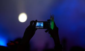The smartphone app makes it easy to 'narrowcast' – or share live and recorded video with a small group of family members or friends.